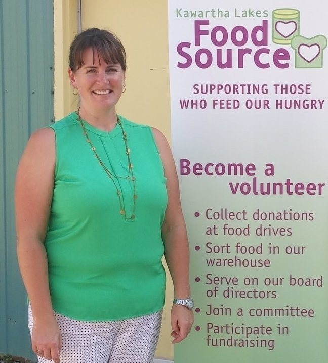 Kawartha Lakes Food Coalition passes the 'fork' to new leader