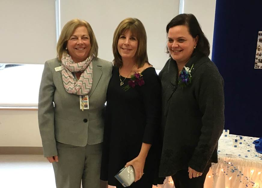 Ross recognizes employees, including 40-year-service recipient