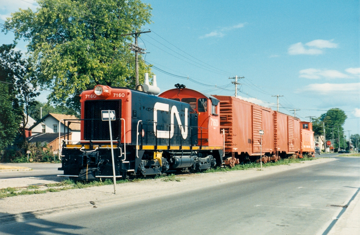 'A whole chapter is nearly over:' How Lindsay lost its train service