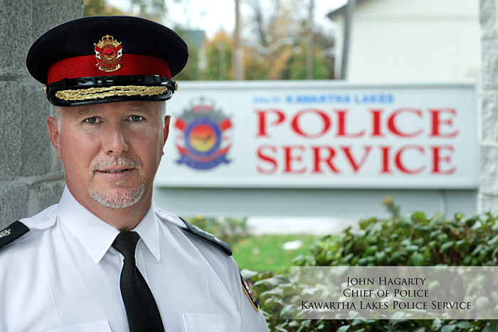Police Chief John Hagarty talks fentanyl, building community, and basic income