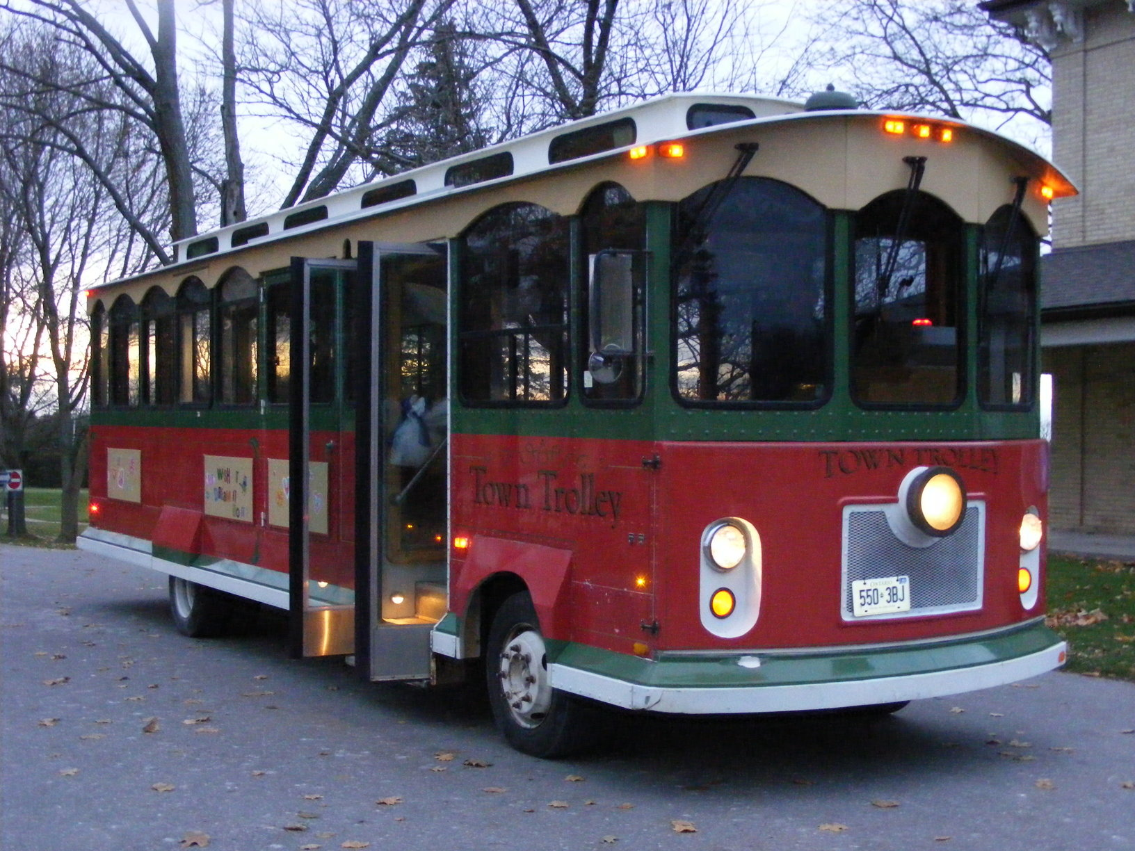 Trolley car a symbol of Kawartha Lakes community spirit: Bryant
