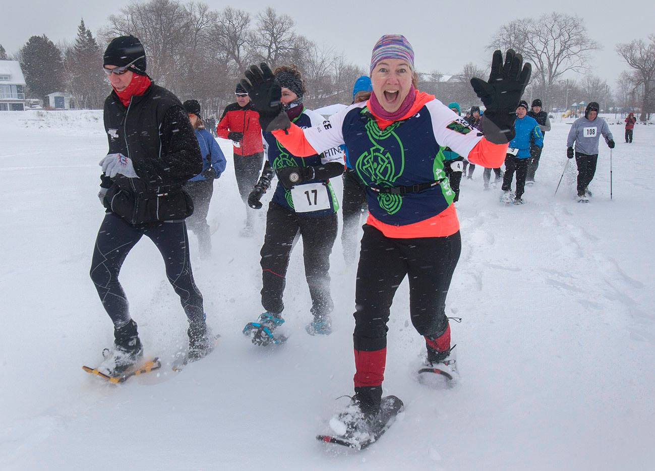 Snowshoe Kawartha event in Fenelon Falls showcases Kawartha Lakes as all-season destination