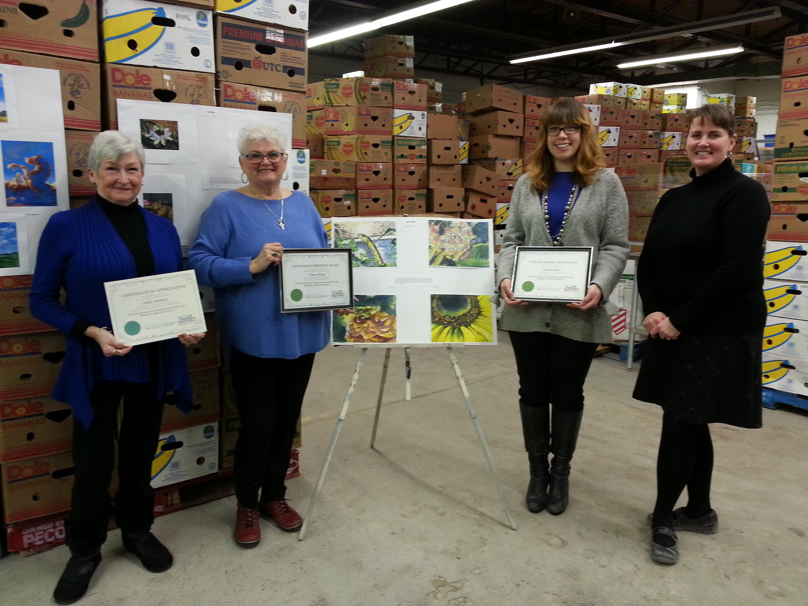 Art competition winner: Kawartha Lakes Food Source