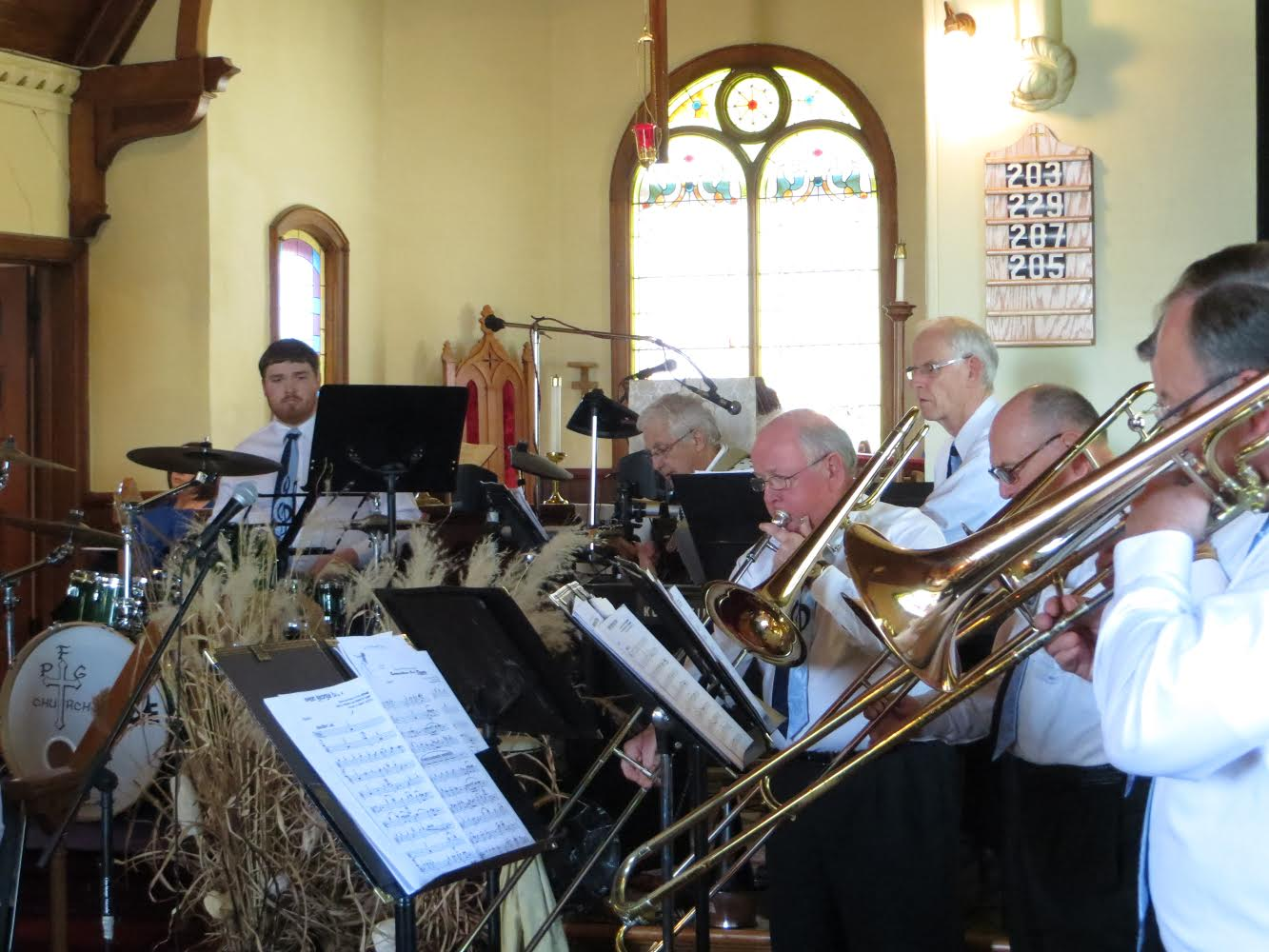 MUSICFEST 2018 at St. James Anglican church