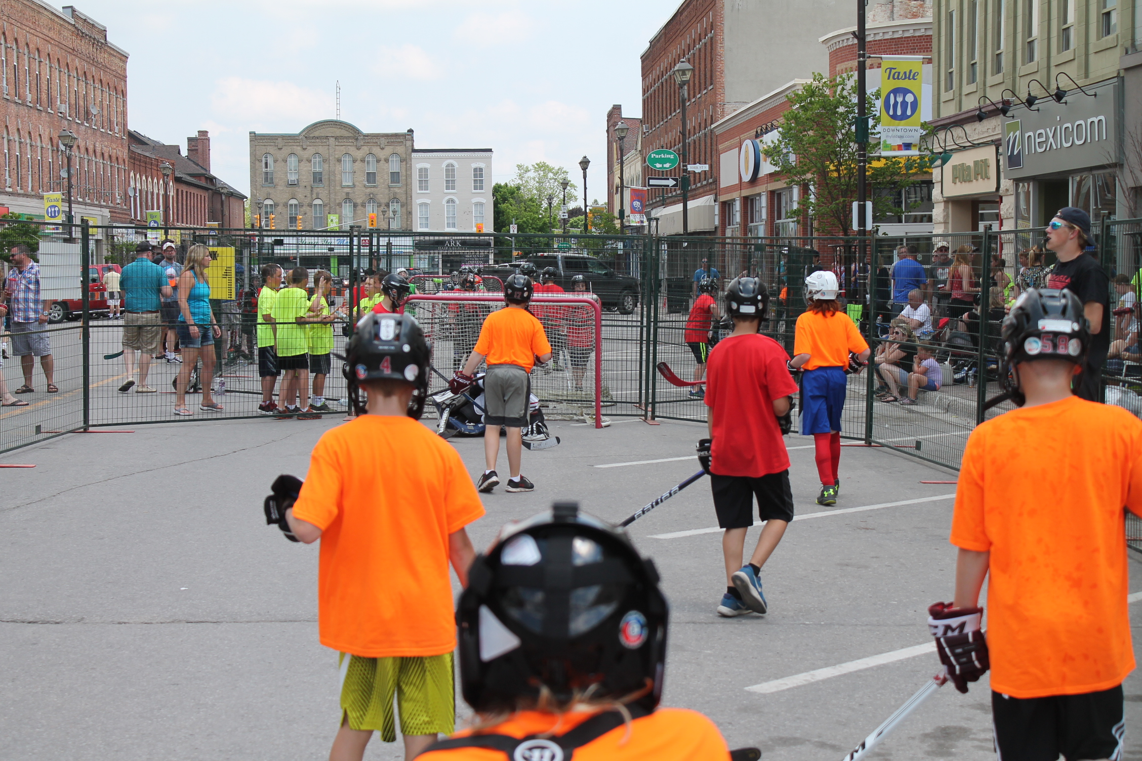 Game On Wards Lawyers Kids Road Hockey Tournament Might Be