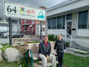 More 'working poor' in need of Lindsay's homeless shelter
