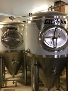 Innovative Pie Eyed Monk Brewery aims for health of entire downtown