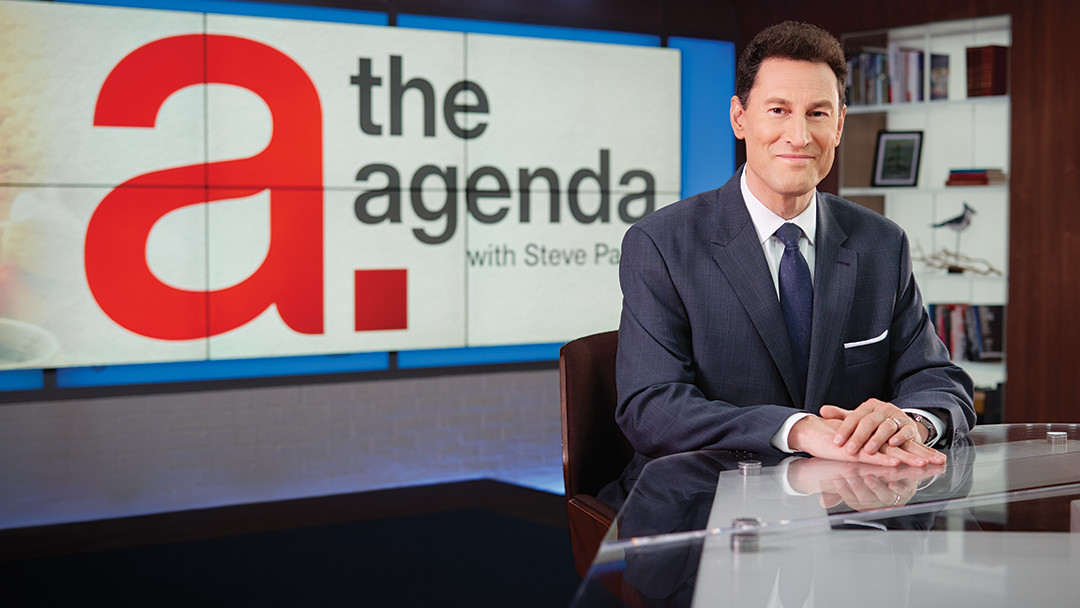 Steve Paikin and The Agenda highlight Lindsay's basic income pilot