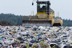 No charge residential clear bag drop at City Landfills