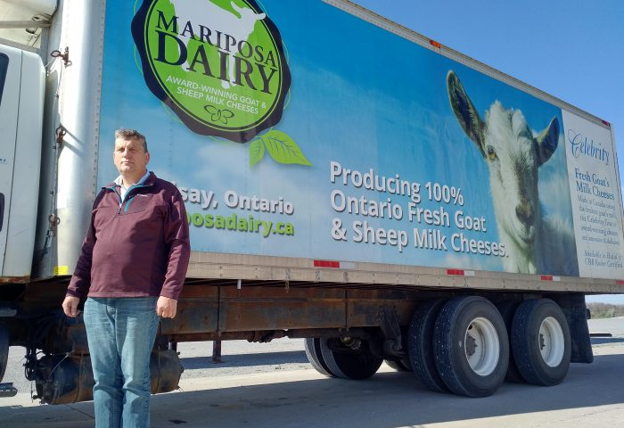 Mariposa Dairy, Armada Toolworks create new jobs with Provincial grants