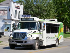 Lindsay Transit offers free rides for the holidays