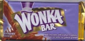 Willy Wonka at fundraiser for Academy Theatre