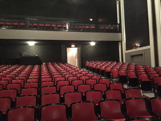 Lessons from history: Academy Theatre needs its drama on stage, not at board table