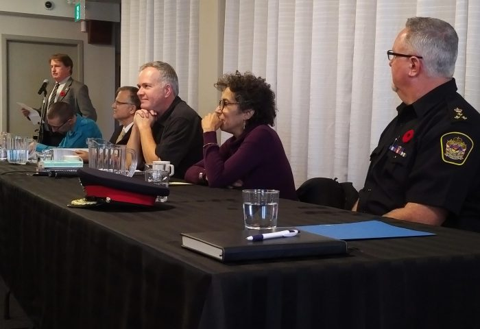 Basic income panel talks about hope, human rights, and the choice we make to allow poverty