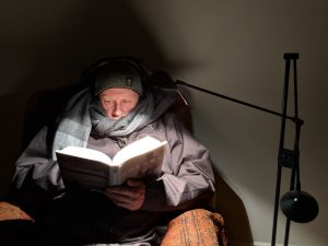 Cold enough for you? The library can help with more chills
