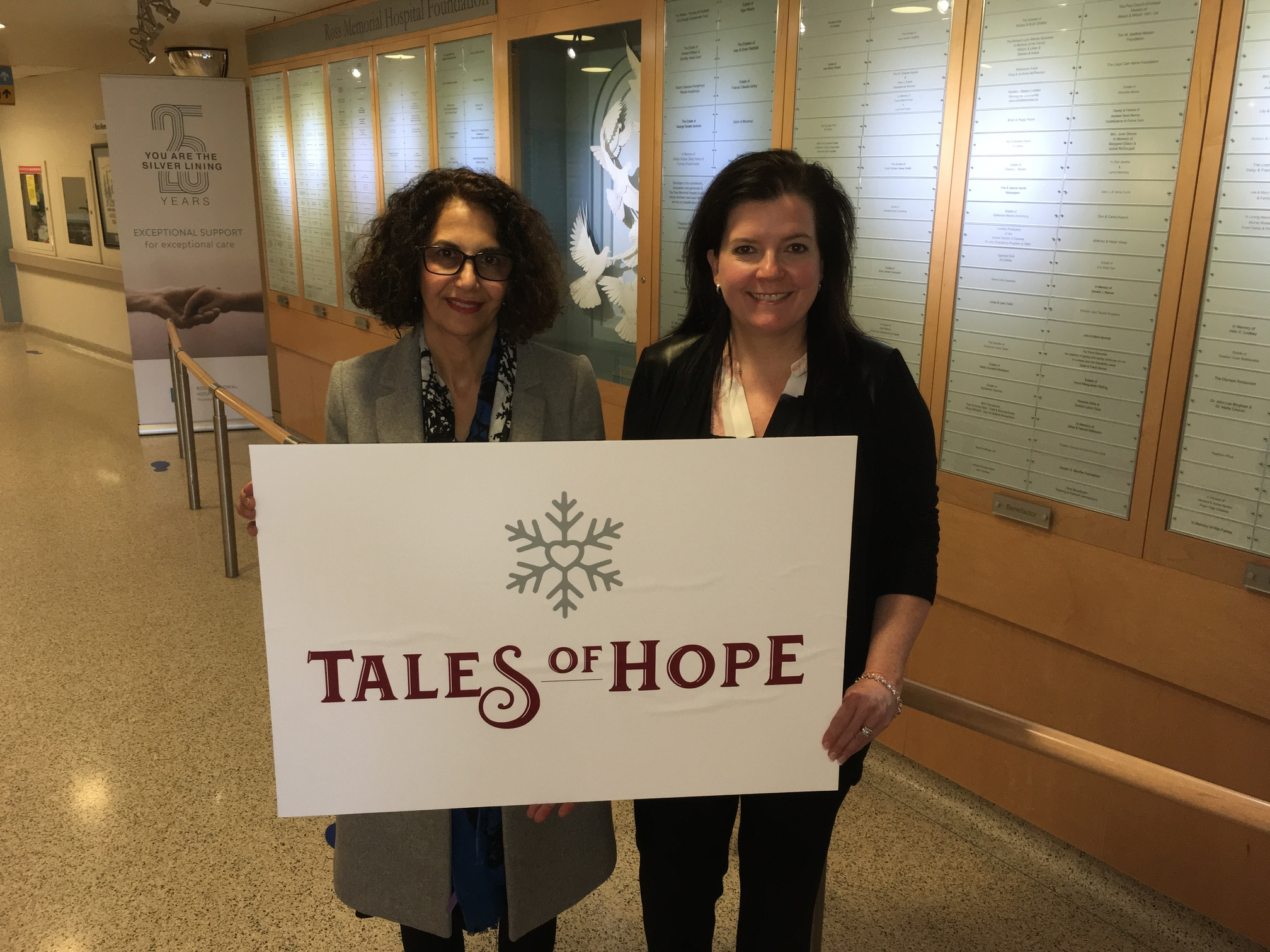 Shoppers' 'Tree of Life' supports breast health