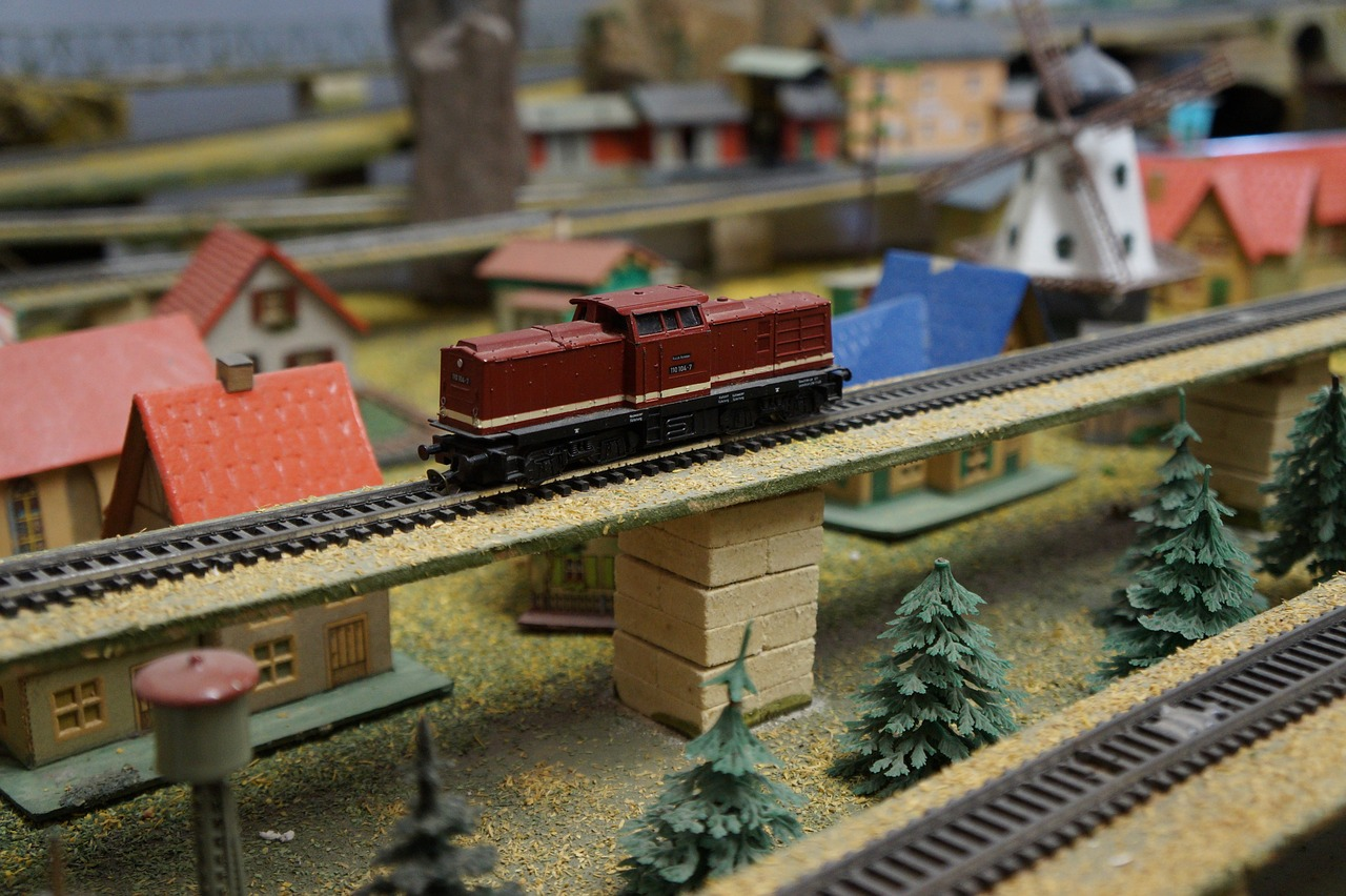Train show set to draw 1,500 or more to Victoria Park Armoury