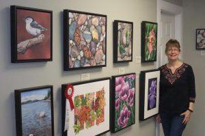 Local artist hosts spring open studio