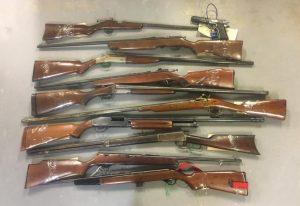 Gun amnesty update from police