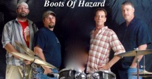 Boots of Hazard takes on '21 Charities' in 21 days