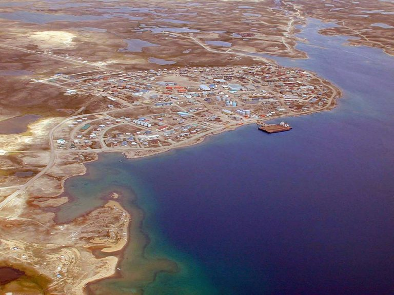 Nunavut a finalist for $10 million Smart Cities Challenge prize; Lindsay's Pinnguaq involved
