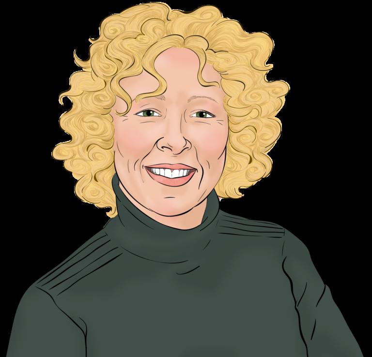 Columnist Nancy Payne.