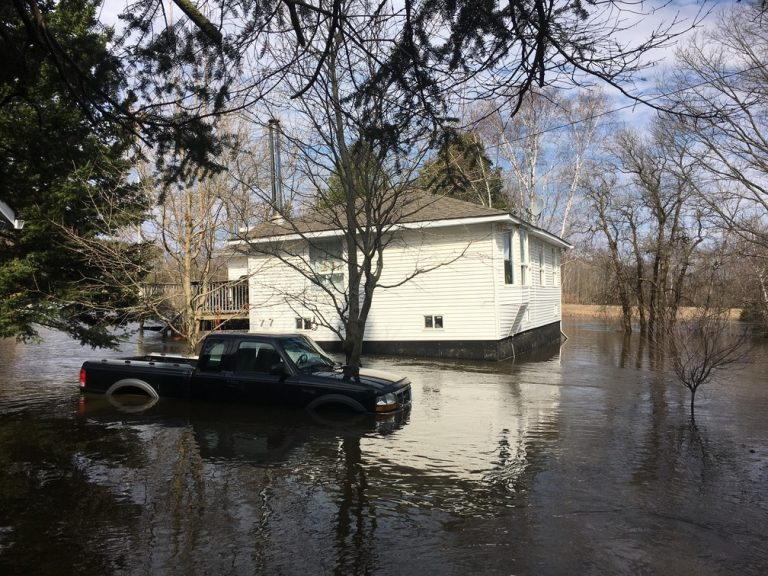 Local firefighter questions flood preparedness decision by city