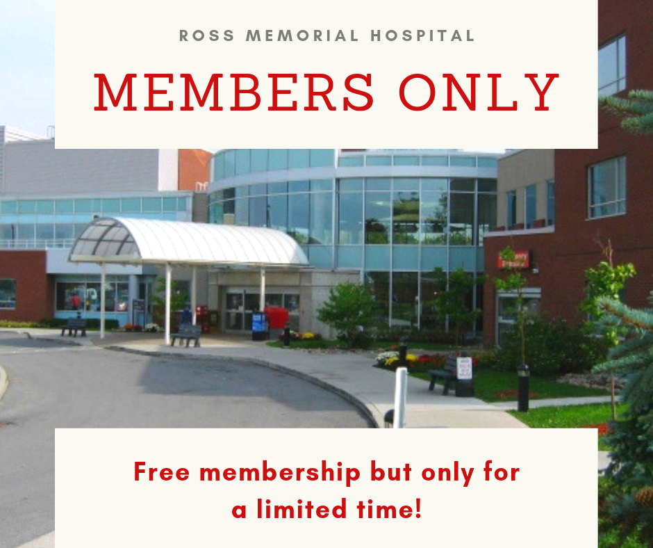 Free memberships for hospital available, complete with voting rights