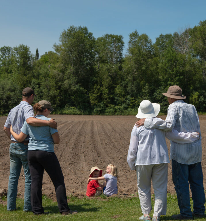 Local farmers struggling from wet spring, overall effects of changing climate