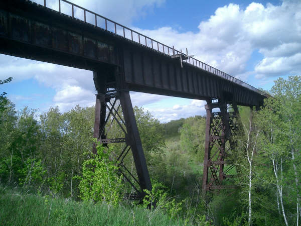 Improvements coming to Doube's Trestle Bridge