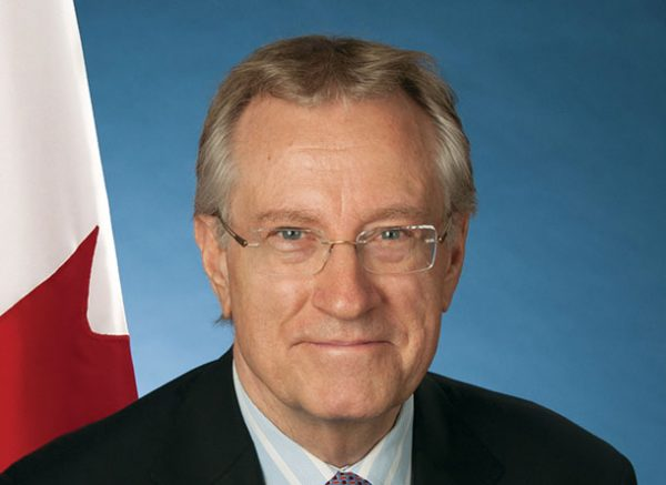 Advocate hosts Art Eggleton to speak about need for national basic income