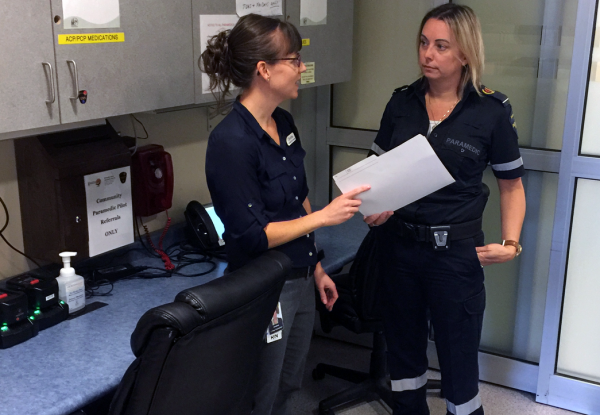 Kawartha Lakes launches Community Paramedic Pilot Program