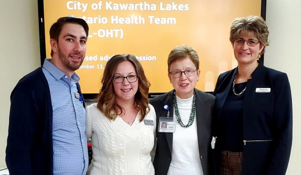 Local Ontario health team submits progress report to Ministry of Health
