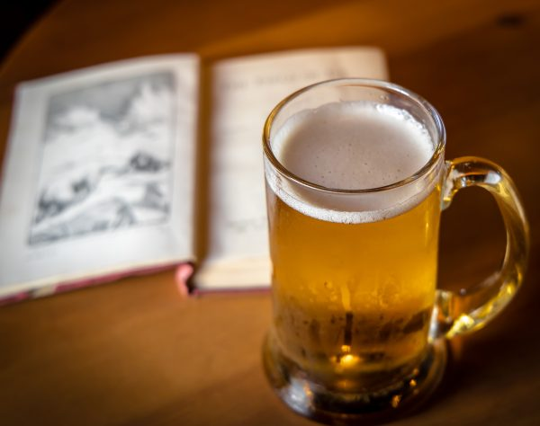 Pages and Pints: Library's latest outreach a hit with young and old