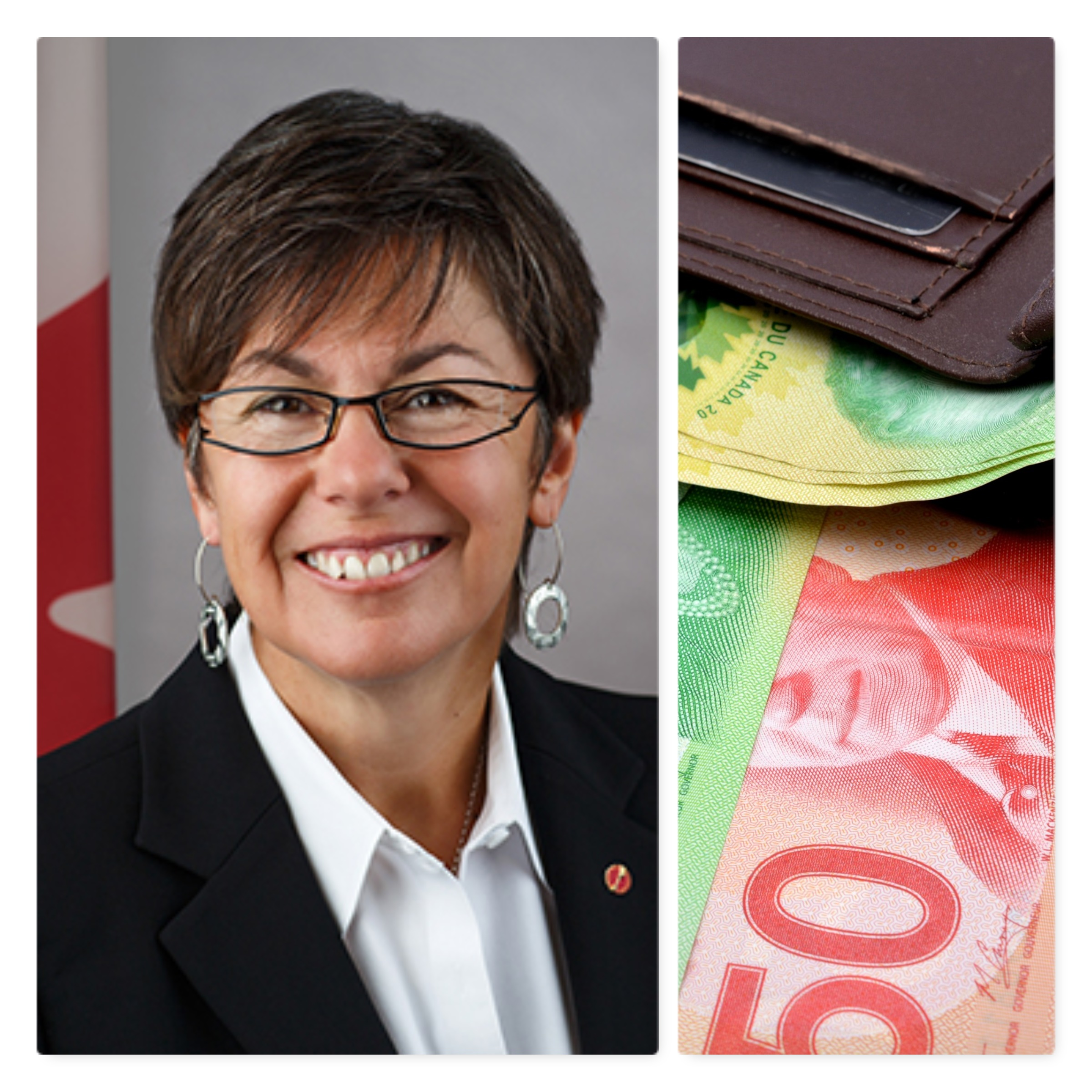 Senator Kim Pate urges Senate to take action on basic income