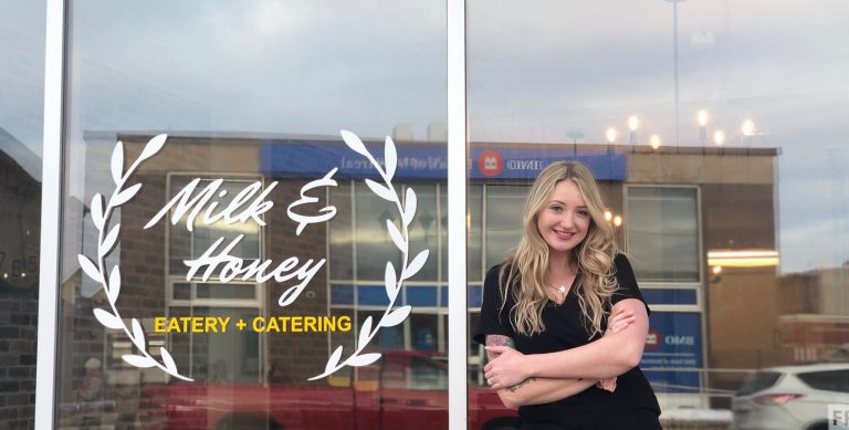 Milk & Honey Eatery owner always had the drive to own her own restaurant