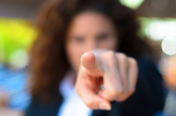 Pointing fingers vs. ensuring accountability