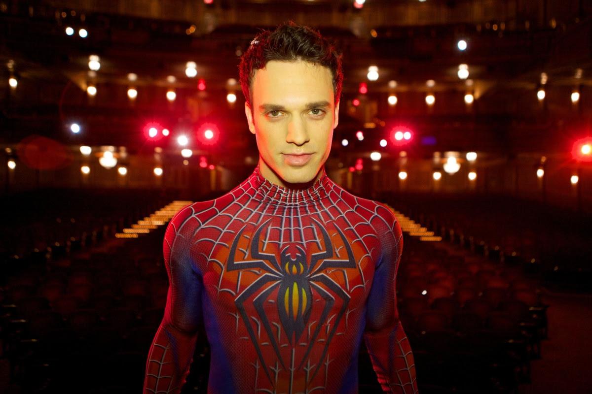 Broadway Star Jake Epstein