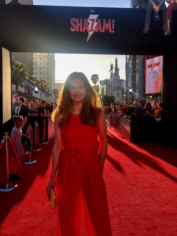 Caroline Palmer: Actor of Shazam!, Heartland fame living off-grid in Burnt River