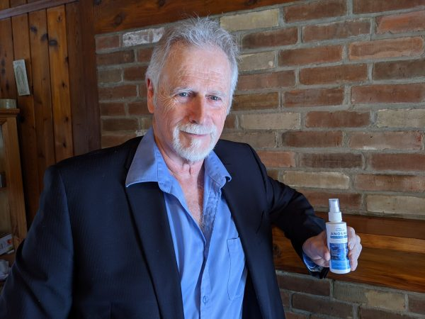 Local entrepreneur gets his COVID smell tester product approved by Health Canada