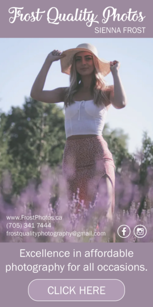 Frost Photo ad