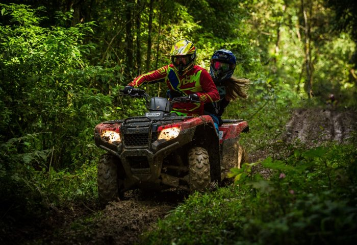 Bocking recommends against ORVs on roads