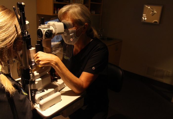 Local optometrists say province has blinders on when it comes to funding eye care
